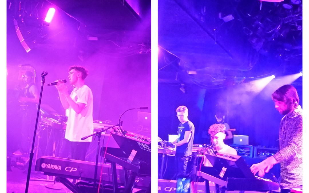 Show Review: Years & Years at Le Poisson Rouge (NYC)