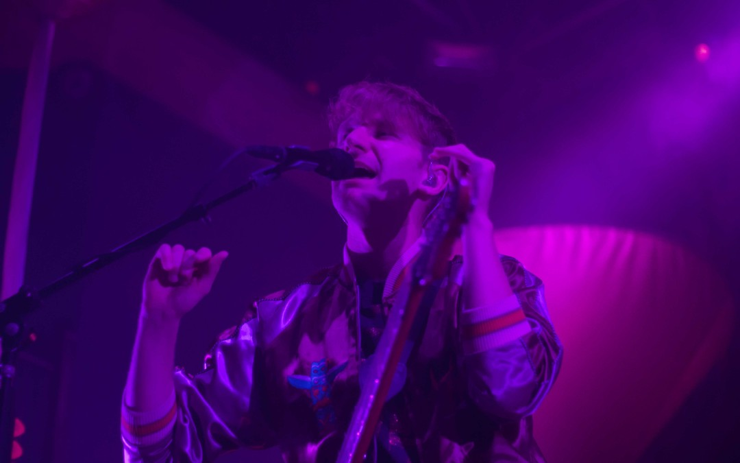 Show Photos: Glass Animals @ 930 Club 8.5.2015