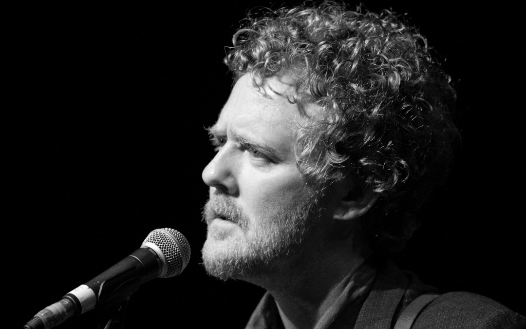 The World's Most Famous Busker, Glen Hansard